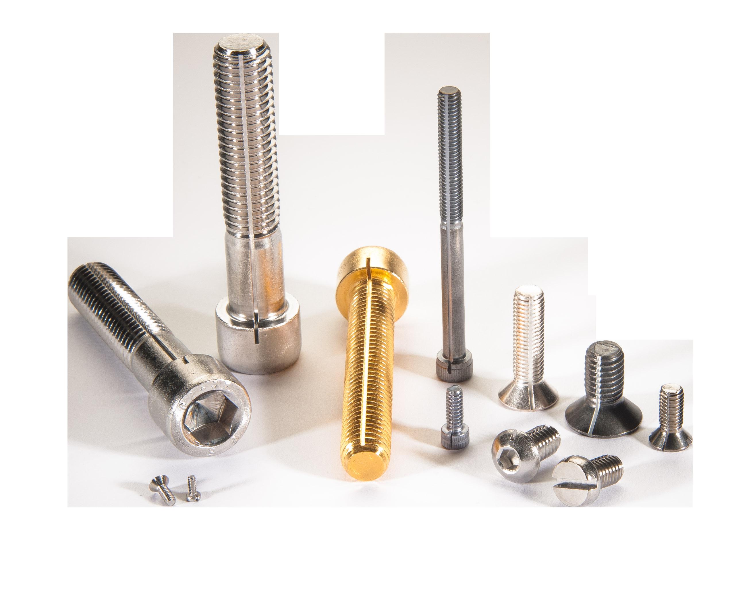 UC Specialist screws